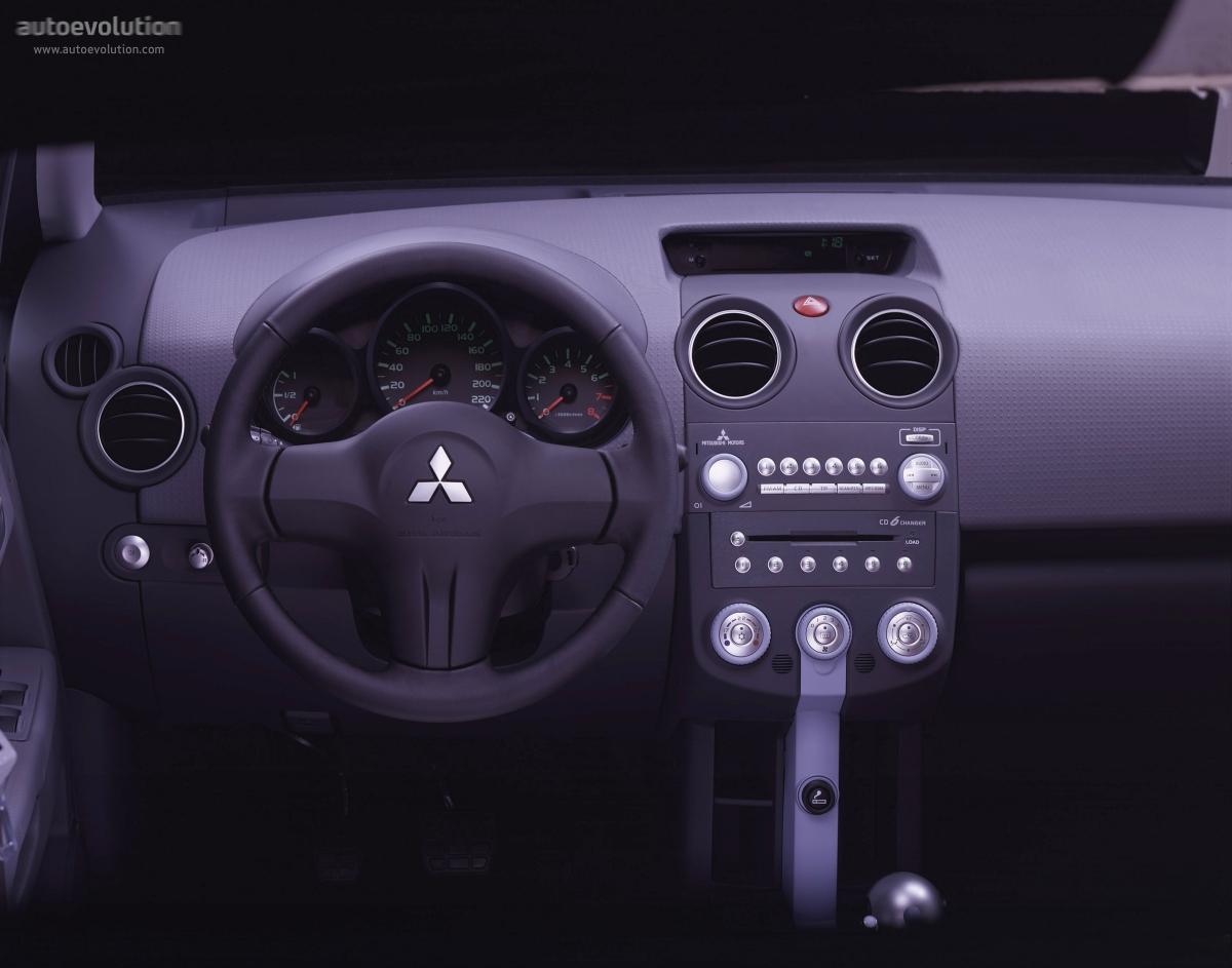 Mitsubishi Colt 5 Doors Specs Amp Photos 2004 2005 2006