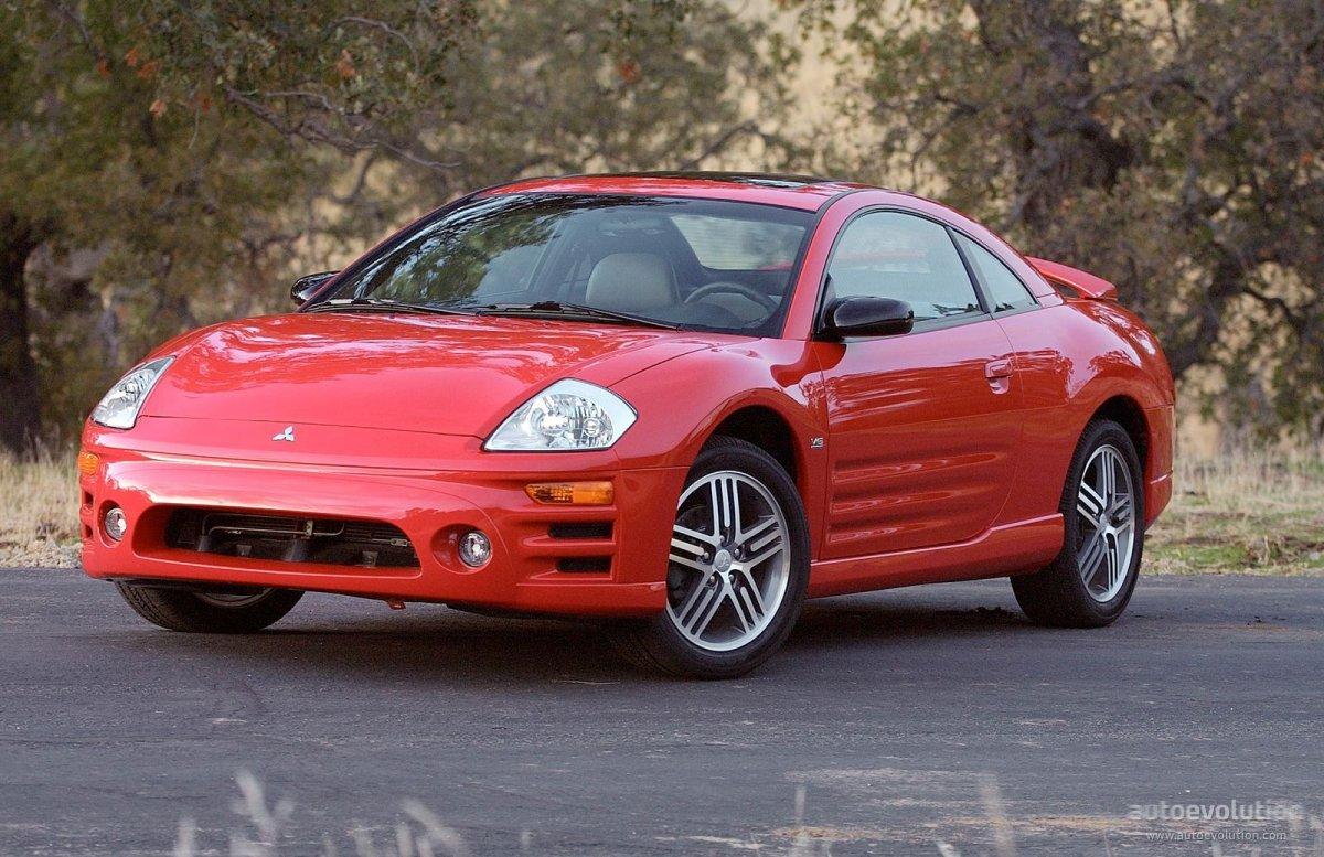 Mitsubishi eclipse specs 2000 2001 2002 2003 2004