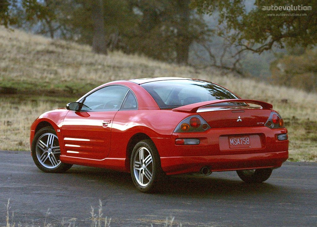 Mitsubishieclipse on 2001 Eclipse V6 Engine