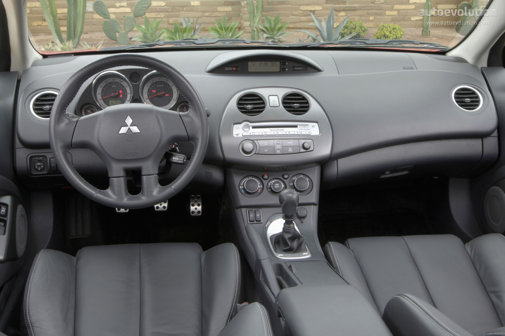 mitsubishi eclipse specs 2005 2006 2007 2008 2009 autoevolution. Black Bedroom Furniture Sets. Home Design Ideas