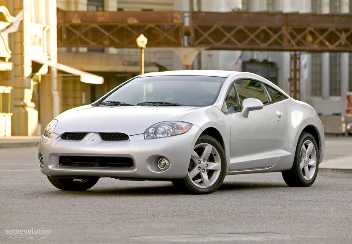 eclipse mitsubishi 2007 2005 gs 2009 coupe 2006 cars autoevolution 2008 release specs