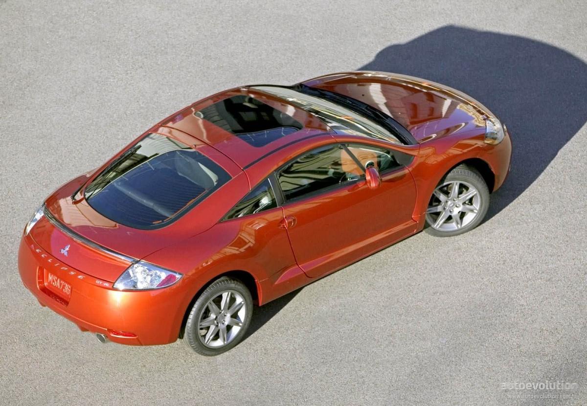 Mitsubishi Eclipse 2005 2006 2007 2008 2009