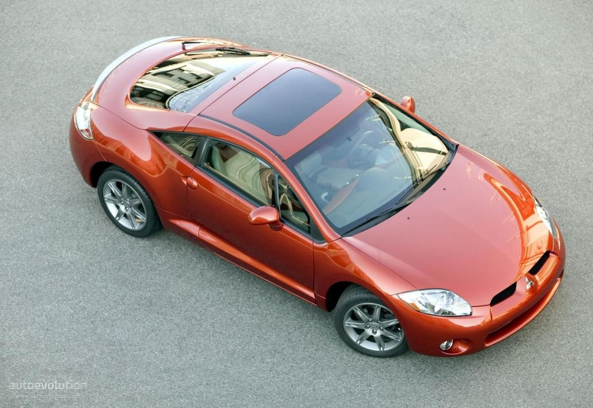 Mitsubishi Eclipse 2005 2009