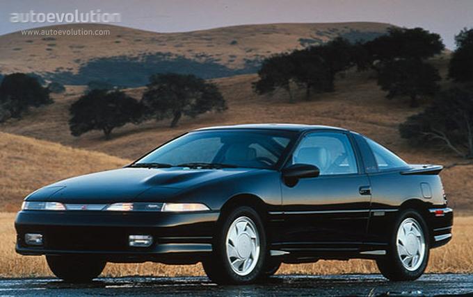 MITSUBISHI Eclipse specs - 1990, 1991, 1992, 1993, 1994 - autoevolution