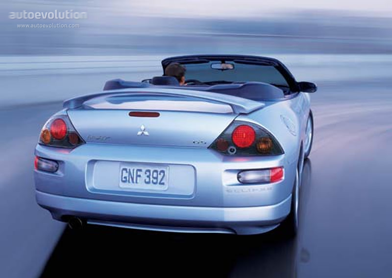 MITSUBISHI Eclipse Spyder specs - 2000, 2001, 2002, 2003 ...