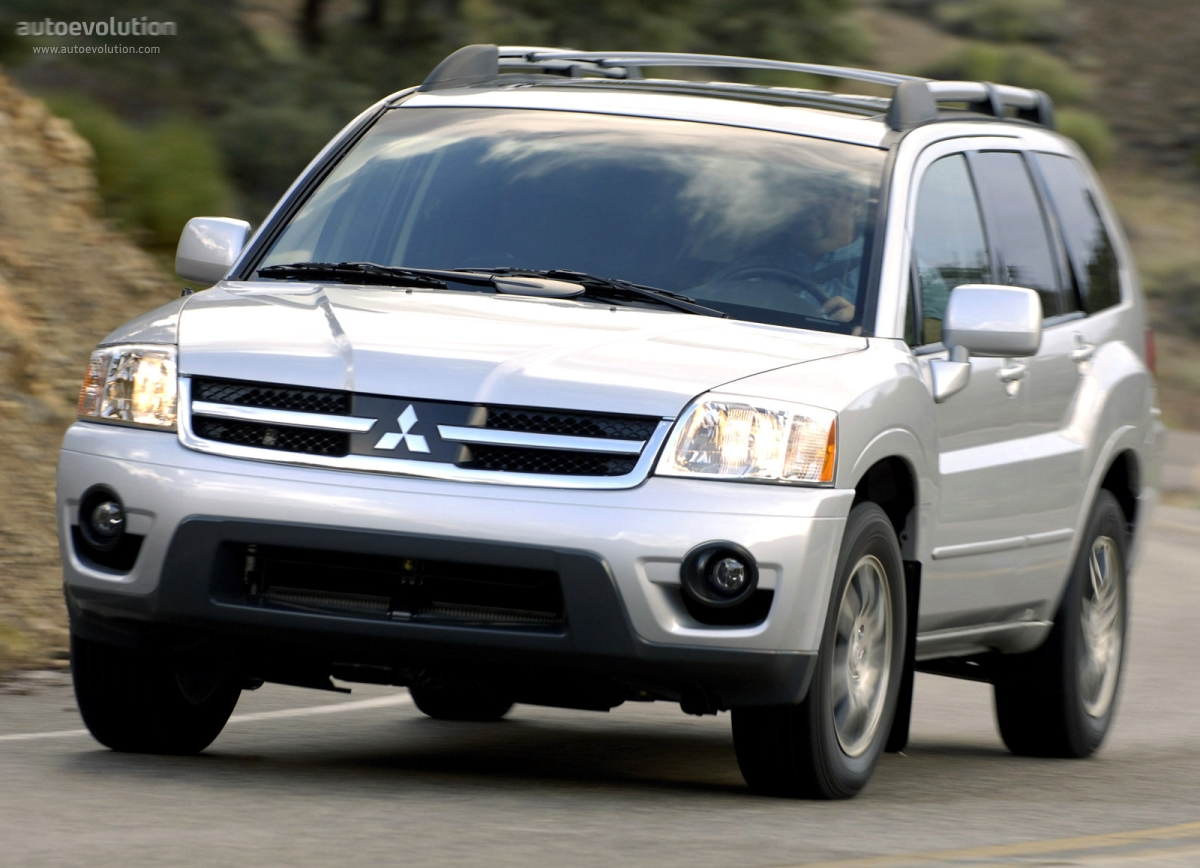 Mitsubishiendeavor on 2006 Mitsubishi Endeavor