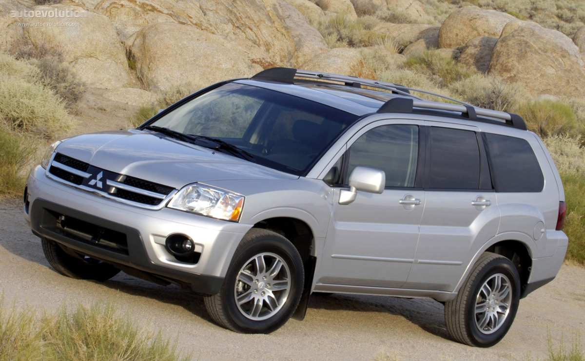Mitsubishi Endeavor 2002 2003 2004 2005 2006 2007