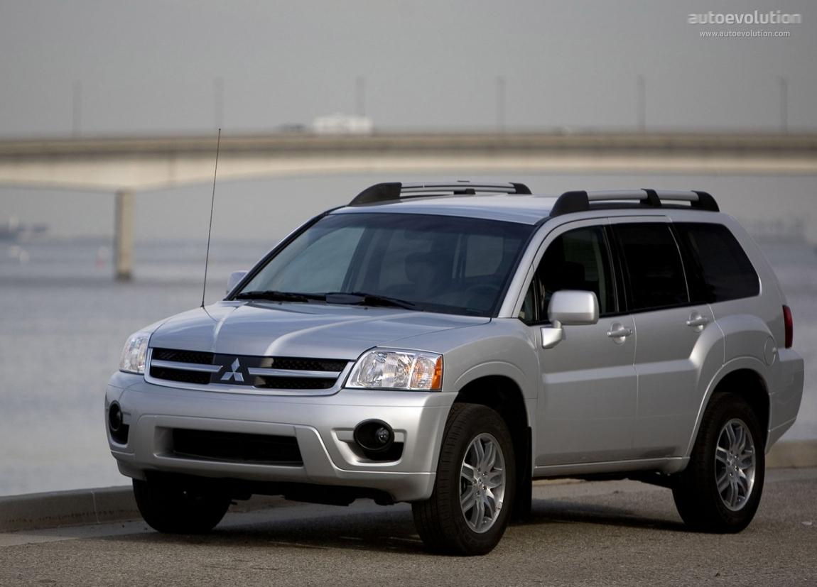 Mitsubishi endeavor 2002 2003 2004 2005 2006 2007 autoevolution