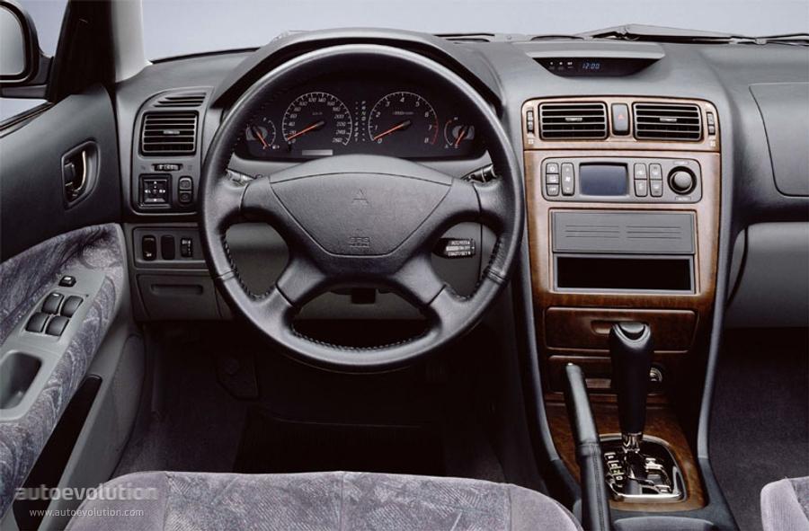 MITSUBISHI Galant - 1997, 1998, 1999, 2000, 2001, 2002, 2003, 2004 - autoevolution