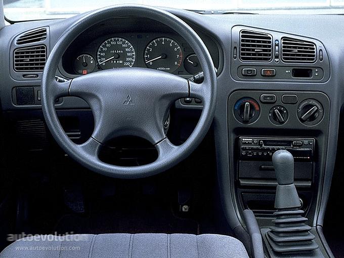 MITSUBISHI Galant specs - 1993, 1994, 1995, 1996, 1997 - autoevolution