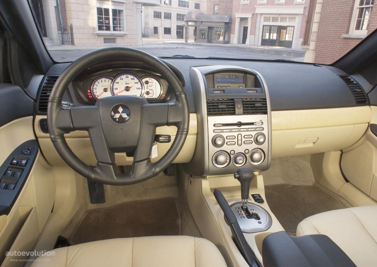 Mitsubishi Galant Us Specs 2004 2005 2006 2007 2008 Autoevolution