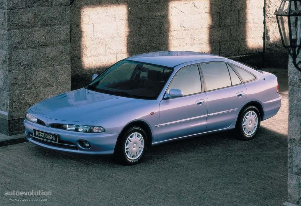MITSUBISHI Galant Hatchback specs - 1993, 1994, 1995, 1996, 1997 - autoevolution