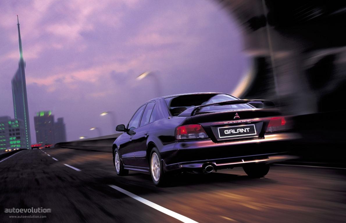 Mitsubishi Galant Vr 4 1997 2004
