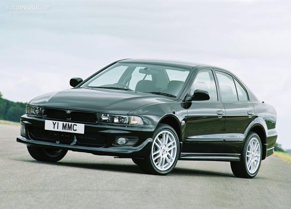Mitsubishi Galant Vr 4 1997 1998 1999 2000 2001