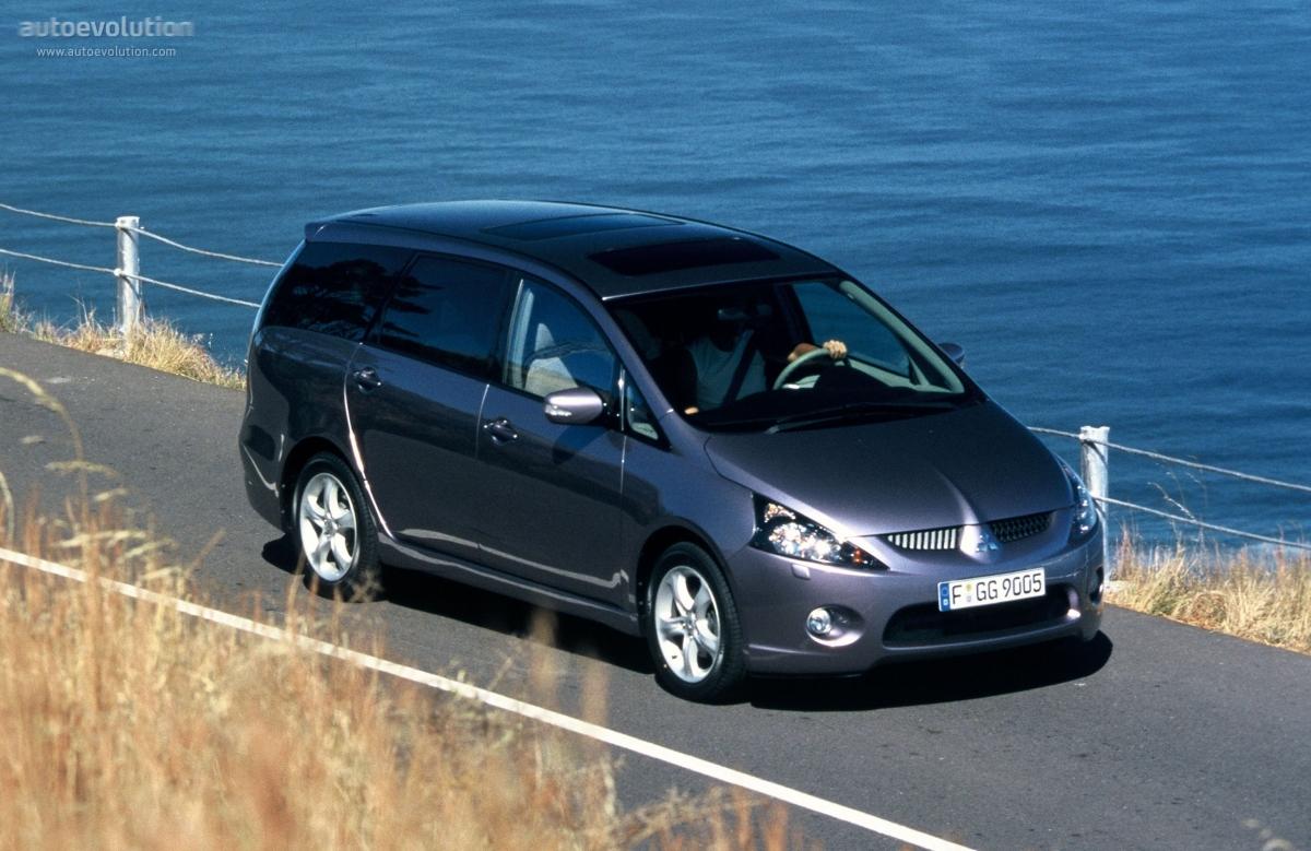 Mitsubishi Grandis 2004 2005 2006 2007 2008 2009 2010 2011 Autoevolution