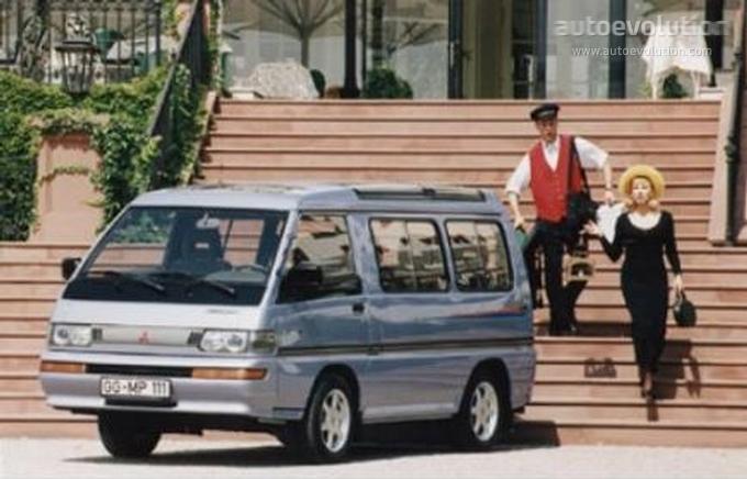 Mitsubishi l300 specs