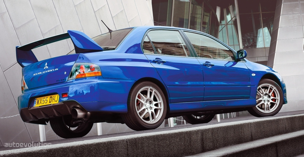 evo 9 gt weight