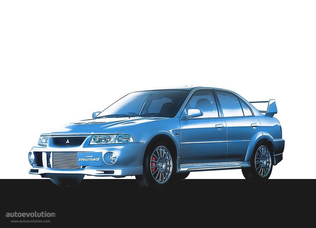 mitsubishi lancer evolution vi 1999 2000 - Mitsubishi Lancer Evo 2000