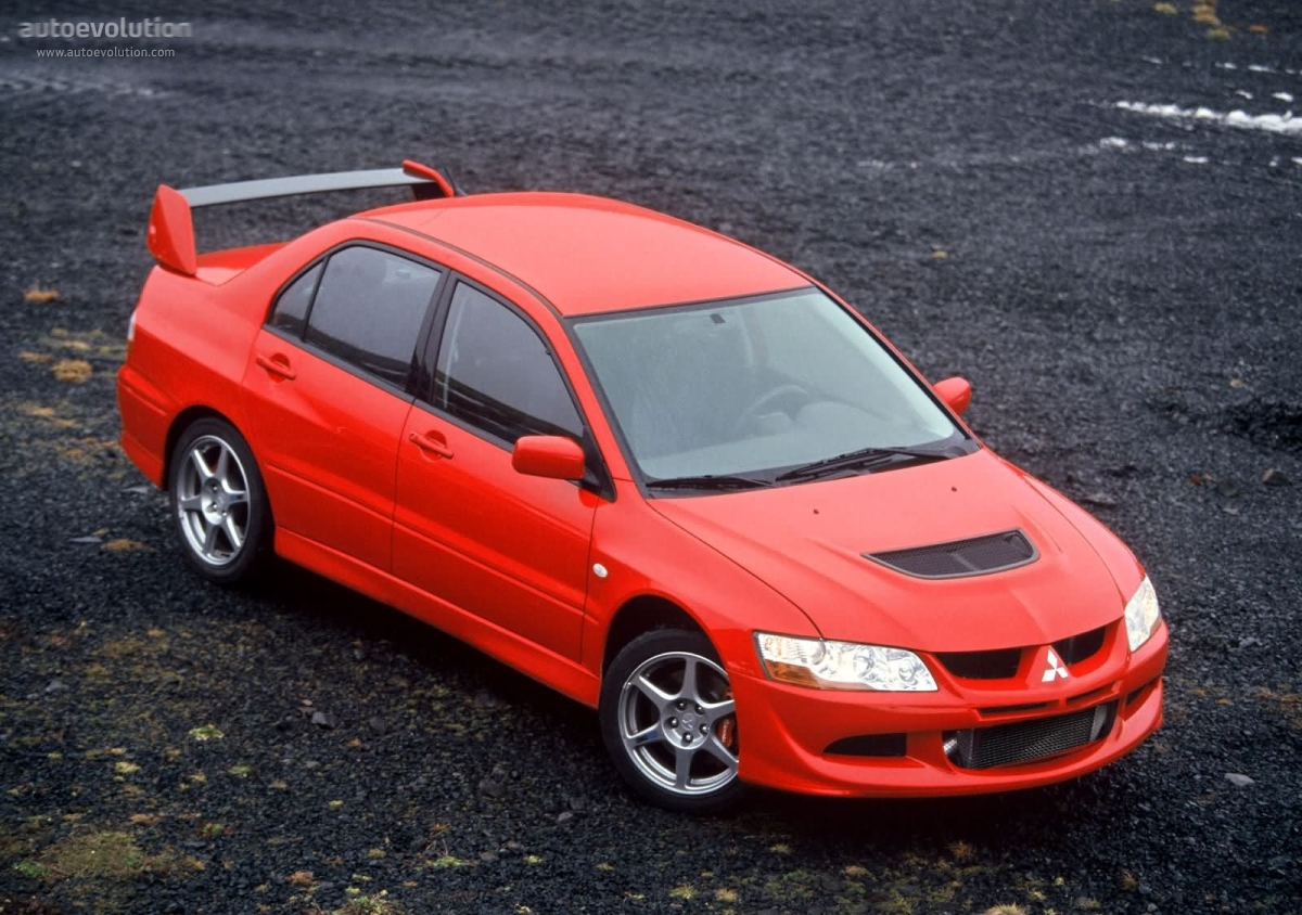 mitsubishi lancer evolution viii specs photos 2003 2004 2005 autoevolution. Black Bedroom Furniture Sets. Home Design Ideas
