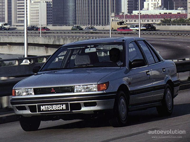 MITSUBISHI Lancer Hatchback - 1988, 1989, 1990, 1991, 1992, 1993 - autoevolution