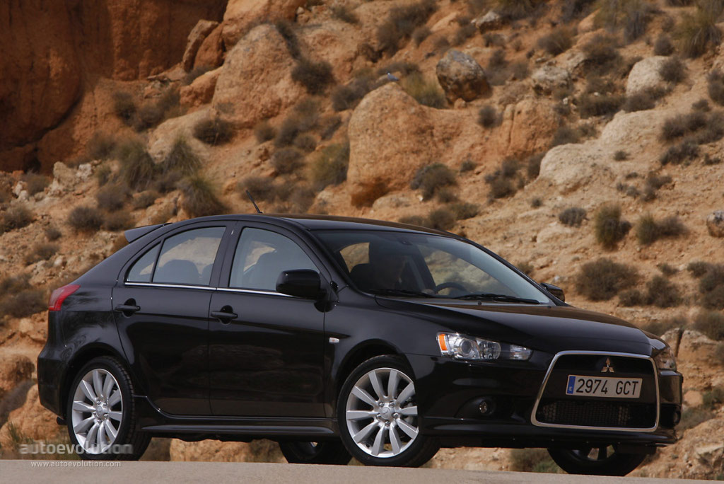 mitsubishi lancer sportback specs 2008 2009 2010 2011. Black Bedroom Furniture Sets. Home Design Ideas