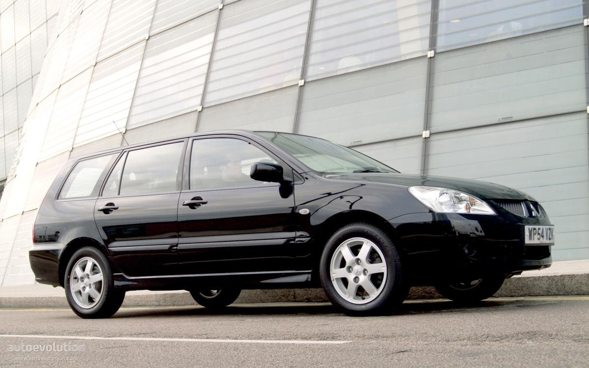 lancer mitsubishi 2006 2003 combi autoevolution cars 2004 2005