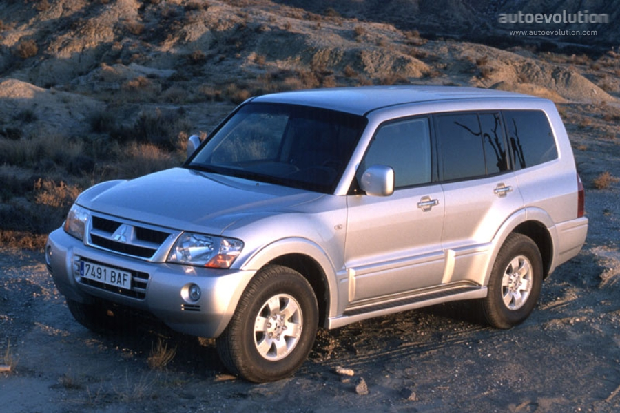 MITSUBISHI Pajero/Montero/Shogun LWB specs - 2003, 2004, 2005, 2006 - autoevolution