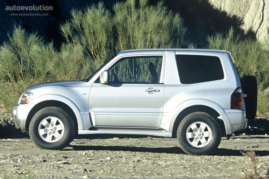 Mitsubishi Pajero Montero Shogun Swb Specs 2003 2004