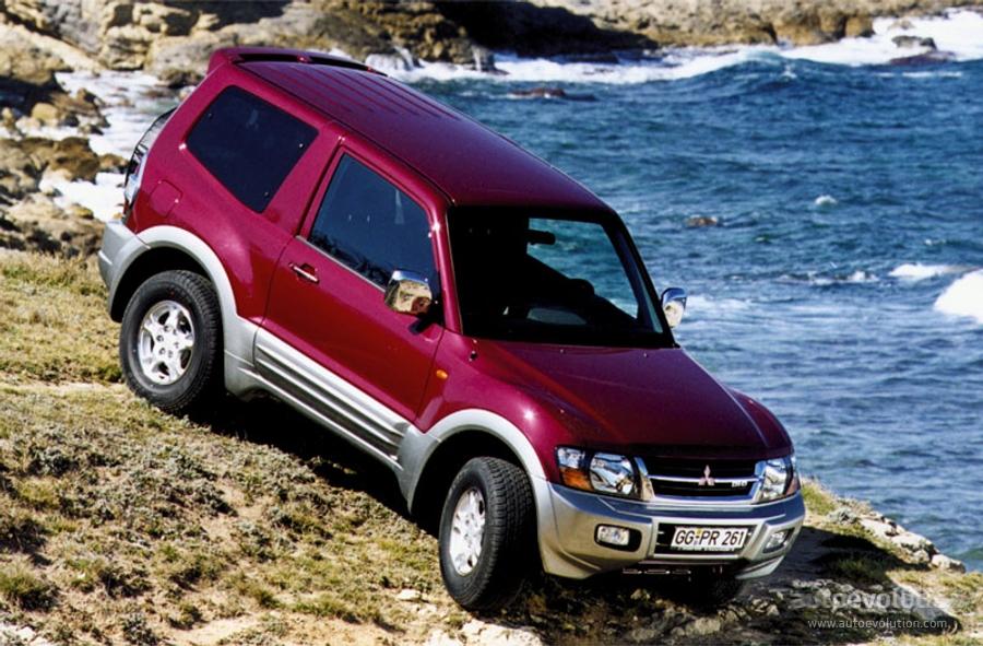 Mitsubishi Pajero Montero Shogun Swb Specs Amp Photos 2000