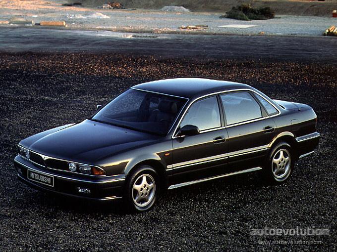 Mitsubishi Sigma 1991 1992 1993 1994 1995 1996