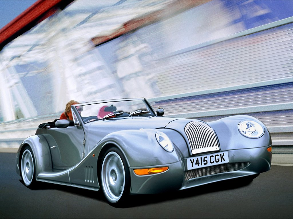 MORGAN Aero 8 - 2001, 2002, 2003, 2004 - autoevolution