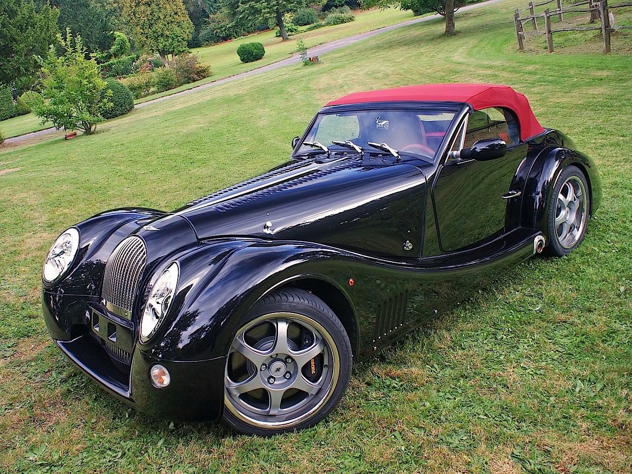 MORGAN Aero 8 specs - 2008, 2009 - autoevolution