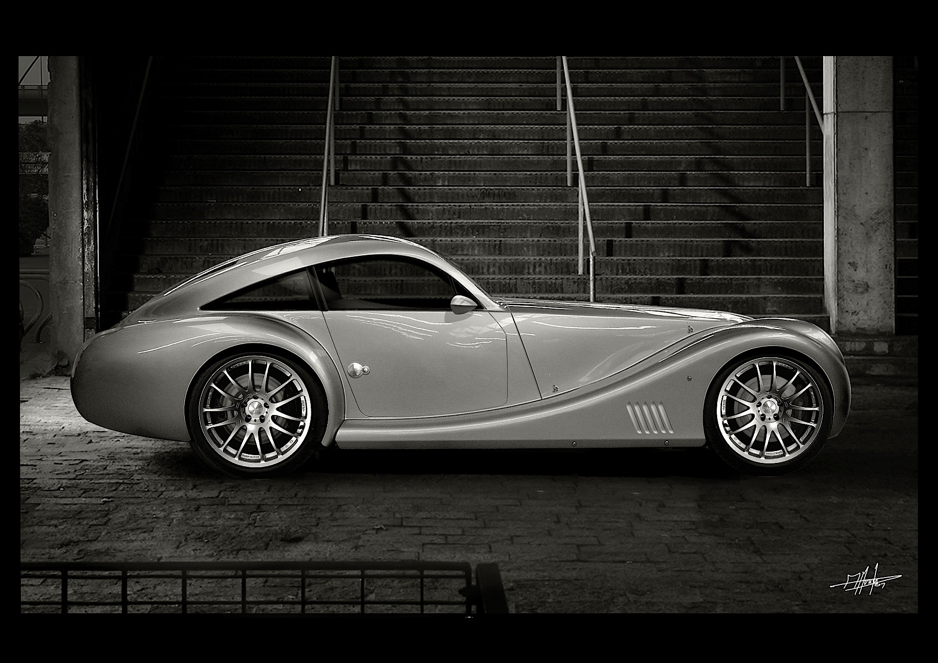 MORGAN Aero Coupe specs & photos - 2012, 2013, 2014, 2015, 2016 ...