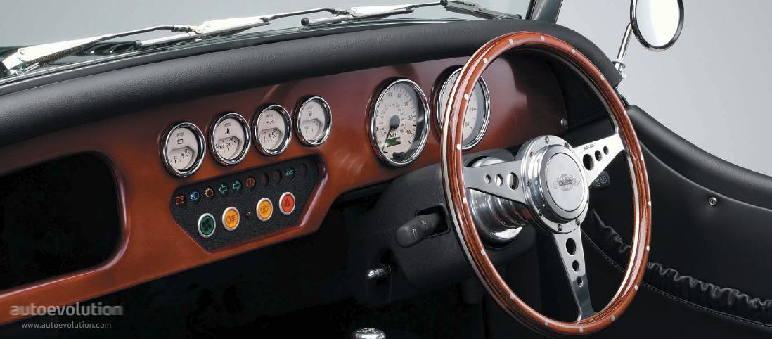Morgan 4 4 4 Seater 2006 2007 2008 2009 2010 2011 Autoevolution