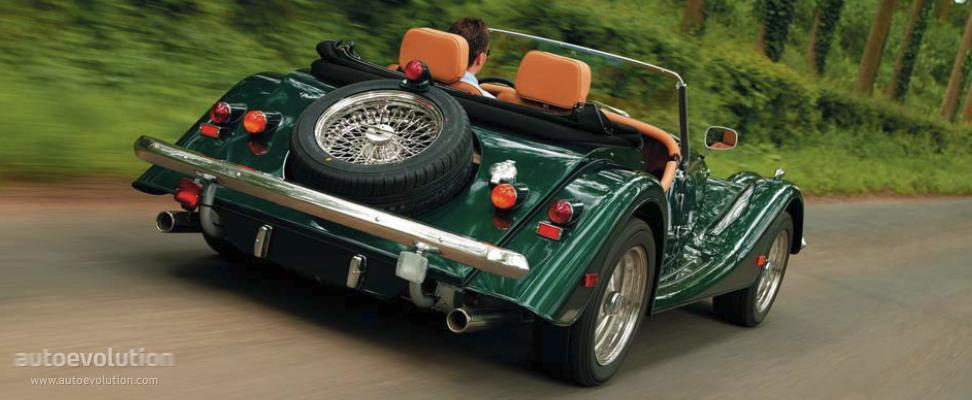 Morgan Roadster Specs 2004 2005 2006 2007 2008 2009