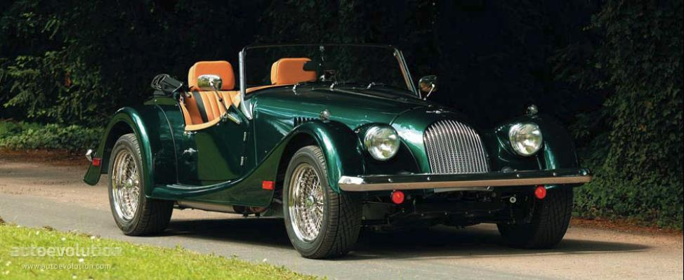 Morgan Roadster 2004 2005 2006 2007 2008 2009 2010
