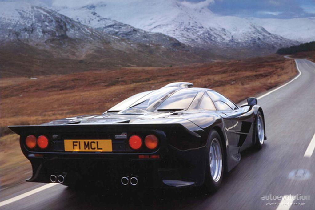 Mclaren F1 Gt Specs 1997 Autoevolution