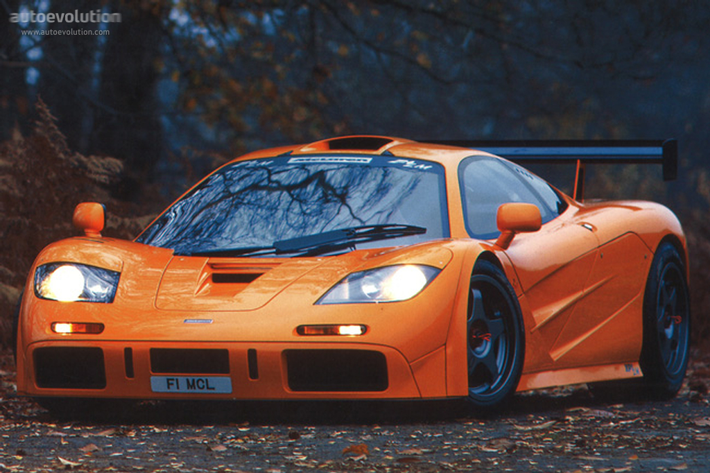 mclaren f1 lm 1995 autoevolution. Black Bedroom Furniture Sets. Home Design Ideas