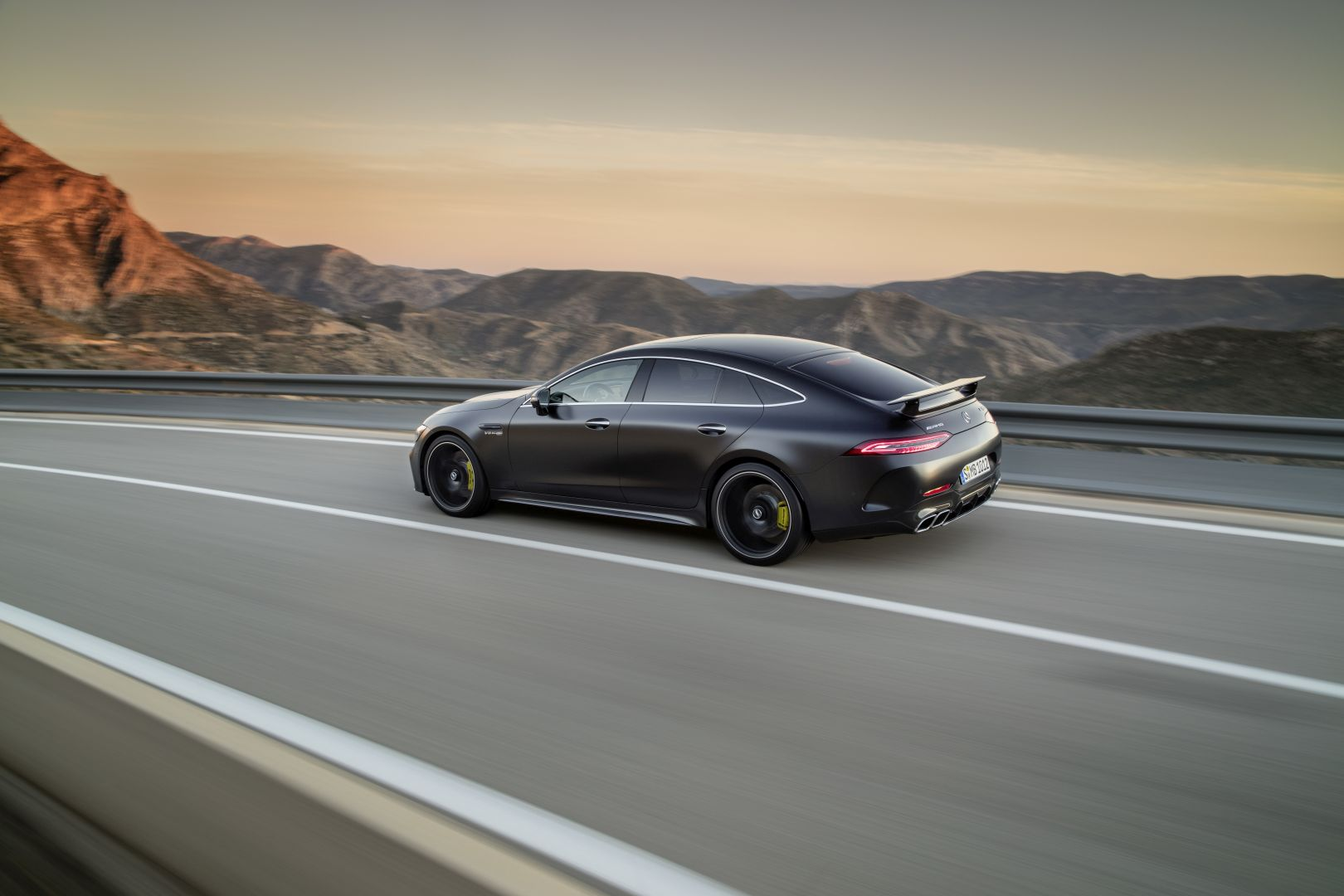 63 Power Wagon >> Mercedes-AMG GT 63 4MATIC+ (X290) specs & photos - 2018 - autoevolution