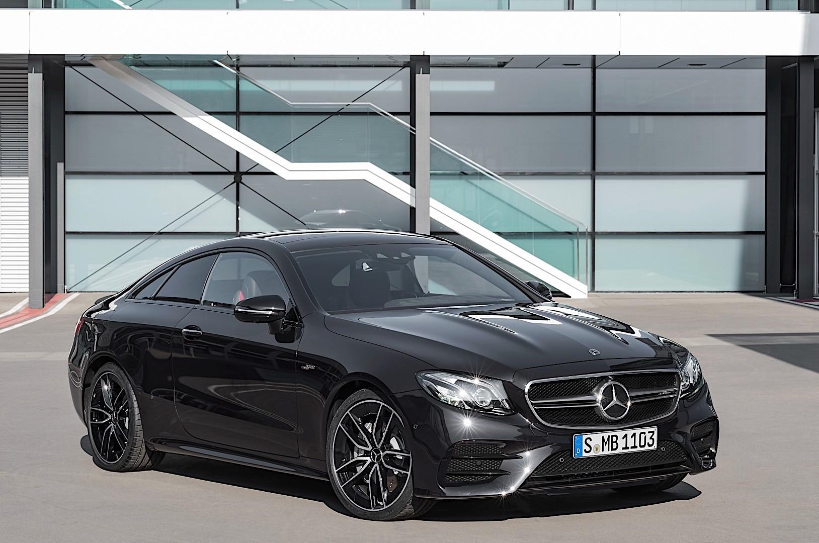 Mercedes amg e 53 coupe c238 specs 2018 autoevolution for Mercedes benz e350 amg