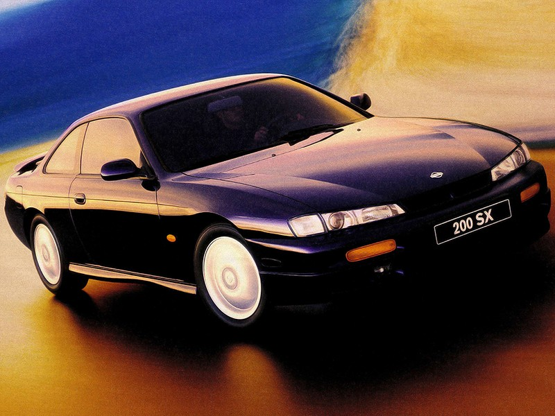 NISSAN 200 SX specs & photos - 1994, 1995, 1996, 1997 ...