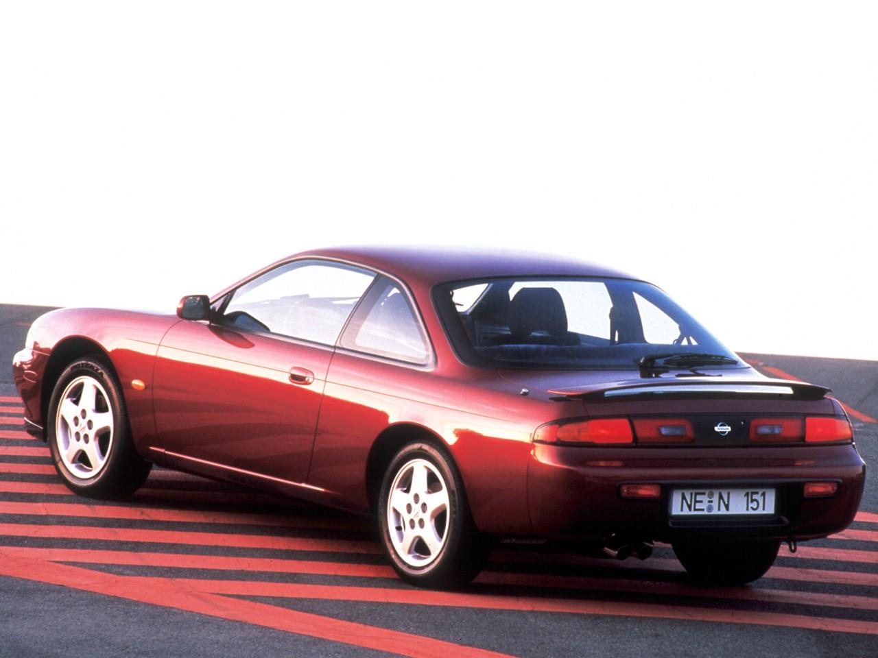 NISSAN 200 SX specs & photos - 1994, 1995, 1996, 1997 ...