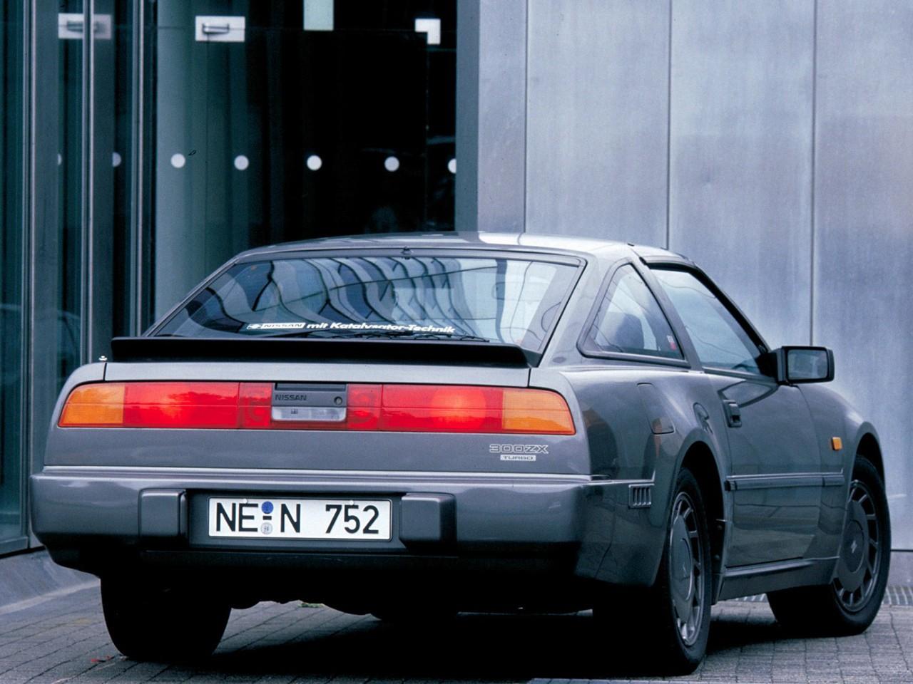 NISSAN 300 ZX specs & photos - 1984, 1985, 1986, 1987 ...