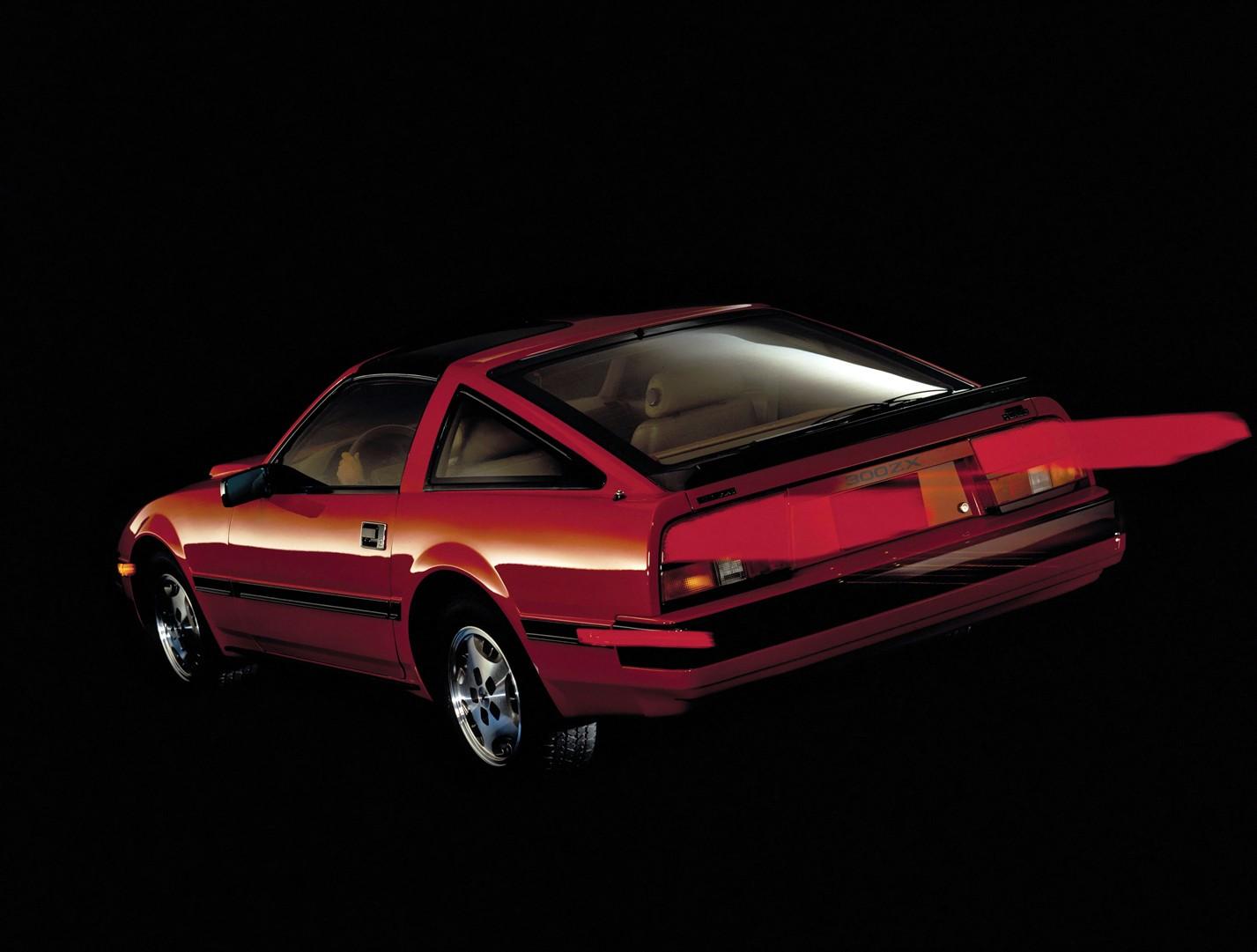 nissan 300 zx 1984 1985 1986 1987 1988 1989 autoevolution. Black Bedroom Furniture Sets. Home Design Ideas