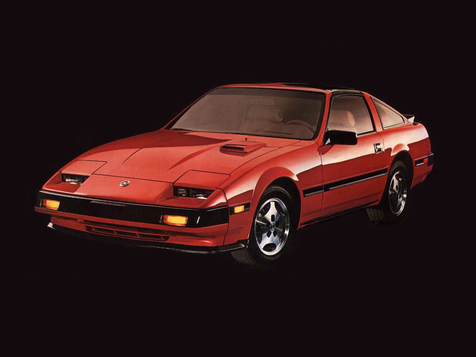 NISSAN 300 ZX specs & photos - 1984, 1985, 1986, 1987 ...