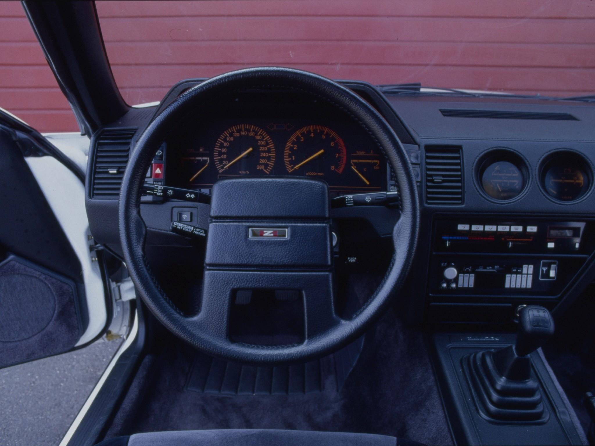 Nissan 300 Zx Specs Photos 1984 1985 1986 1987 1988