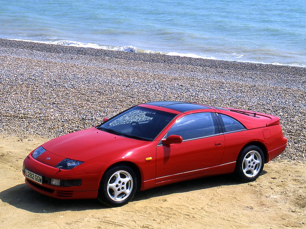 nissan 300 zx specs photos 1990 1991 1992 1993 1994 1995 1996 autoevolution. Black Bedroom Furniture Sets. Home Design Ideas