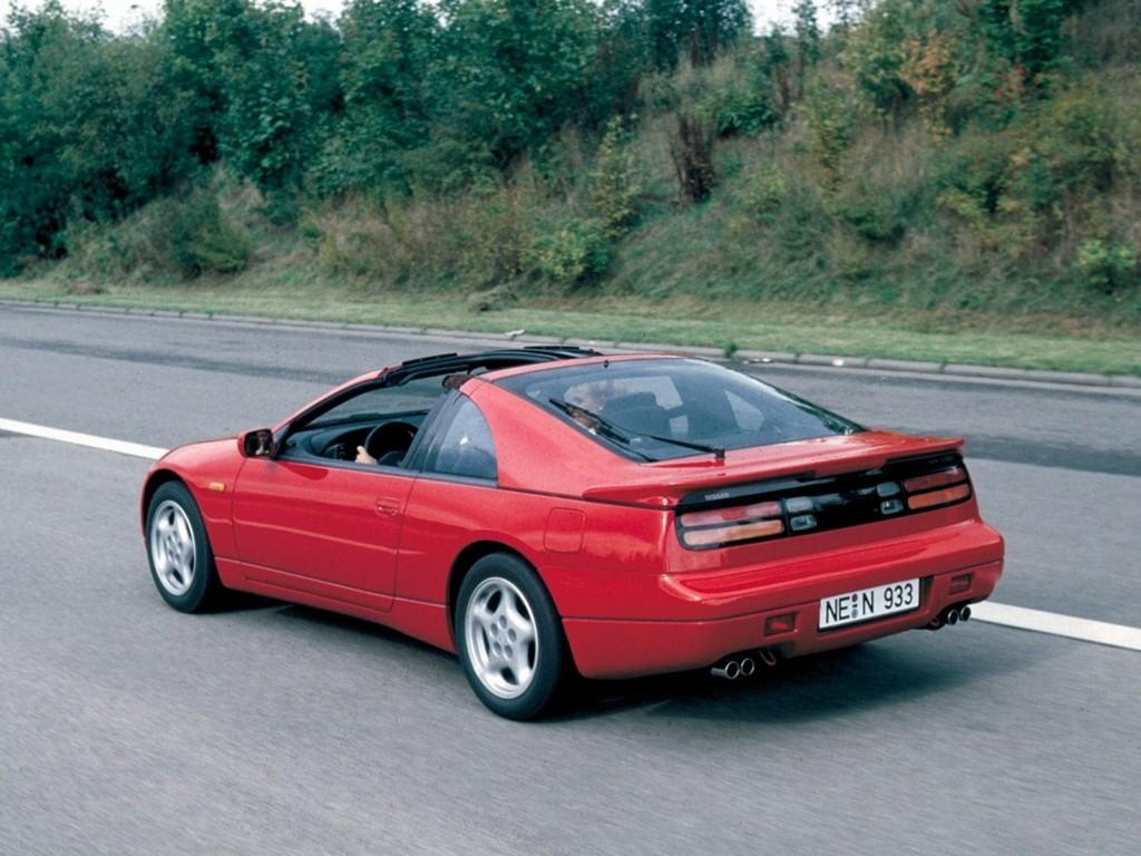 Nissan 300 Zx 1990 1991 1992 1993 1994 1995 1996