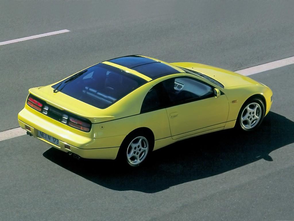Nissan 300 Zx Specs Amp Photos 1990 1991 1992 1993