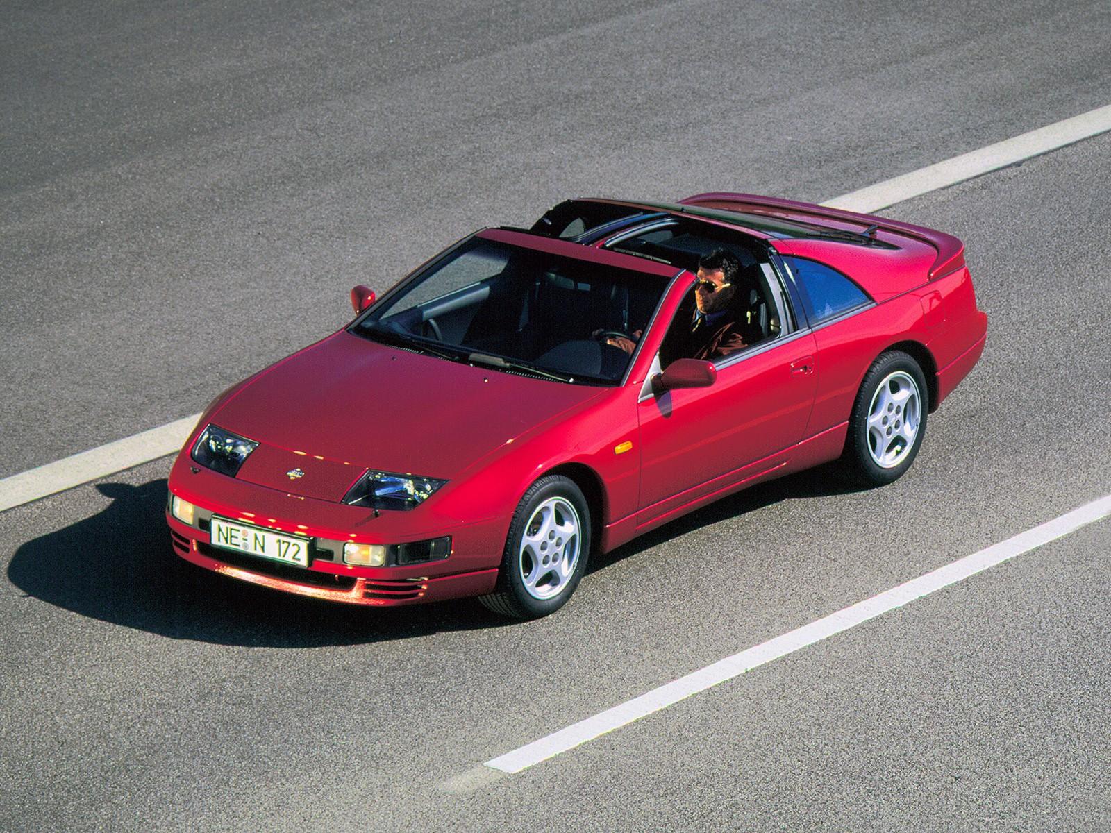 Nissan 300 Zx 1990 1996